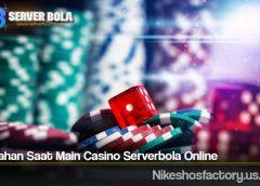 Kesalahan Saat Main Casino Serverbola Online