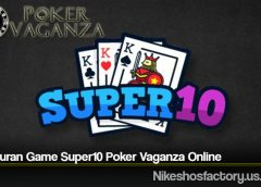 Peraturan Game Super10 Poker Vaganza Online